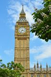 Ongelooflijke zonnige dag in Londen Stock Foto
