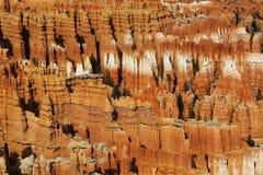 Ongeluksboden, Bryce National Park, Utah royalty-vrije stock afbeelding