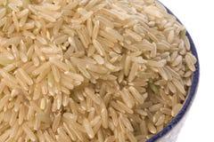 Ongepelde rijst Stock Fotografie