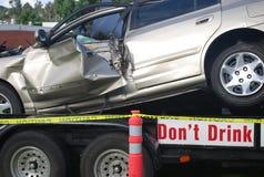Ongeval stock afbeelding