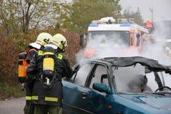 Ongeval Stock Fotografie