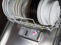 Onglets de lave-vaisselle Photos libres de droits