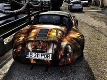 Ośniedziały Porsche Fotografia Stock