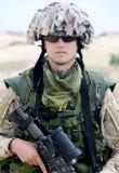żołnierz Obraz Royalty Free