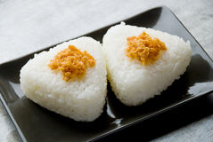 Onigiri Royalty Free Stock Photography