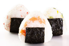 Onigiri Royalty Free Stock Image