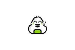 Onigiri Royalty Free Stock Image