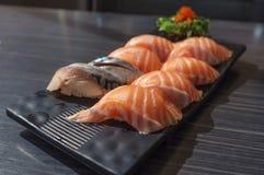 Free Onigiri Sushi Set Royalty Free Stock Images - 54871679