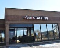 Onin fournissant de personnel, Memphis, TN photographie stock libre de droits
