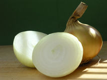 Onion. Vegetables Stock Photography