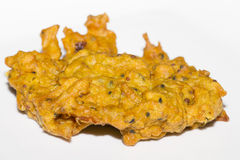 Onion bhaji Stock Photography