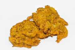 Onion bhaji Royalty Free Stock Photo