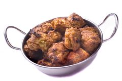 Onion Bhajis Stock Photography