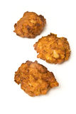 Onion Bhajis Royalty Free Stock Photos