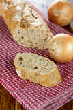 Onion bread Royalty Free Stock Images