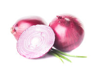 Onion bulbs Royalty Free Stock Photos