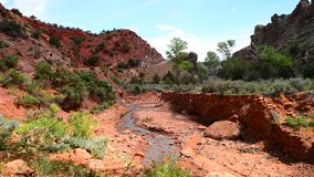 Onion Creek Moab Utah Stock Photo