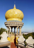 Onion Dome, Sintra Portugal Stock Photography