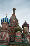 Onion Domes of St. Basil Royalty Free Stock Photo