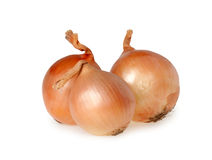 Onion isolated Royalty Free Stock Photography
