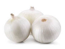 Onion isolated Royalty Free Stock Photos