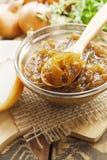 Onion jam Stock Photos