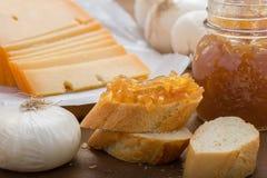 Onion marmalade Stock Image
