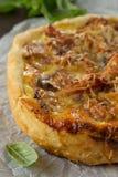 Onion pie Royalty Free Stock Photos