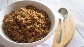 Onion rice stock photography