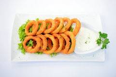 Onion ring Stock Photos