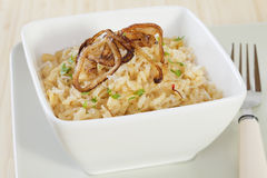 Onion Risotto Royalty Free Stock Image