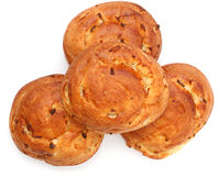 Onion Rolls Royalty Free Stock Photography