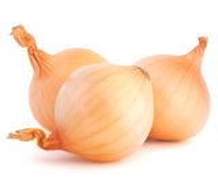 Onion vegetable bulbs Royalty Free Stock Photography
