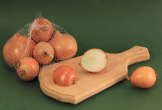 Onions. Stock Photography