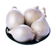 Onions. Royalty Free Stock Photography