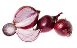 Onions. Royalty Free Stock Photo