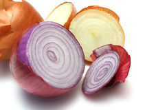 Onions I Royalty Free Stock Photo
