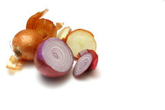 Onions II Royalty Free Stock Images