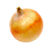 Onions. isolated on white background Stock Image