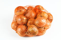 Onions. Some onions with white background Stock Image