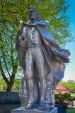 Onkel Sam Statue - Troja NY Lizenzfreies Stockfoto