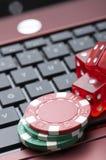 Online Lizenzfreie Stockfotografie