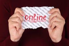 Online Stock Foto's