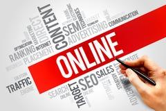 Online Stockfoto