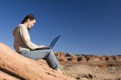 Online Lizenzfreie Stockbilder