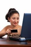 Online aankoop stock fotografie