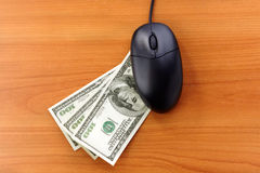 Online Banking or shopping Royalty Free Stock Photo