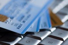 Online bankwezen Royalty-vrije Stock Foto's