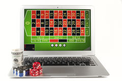 Online Bet Stock Images