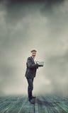 Online biznes zdjęcia stock